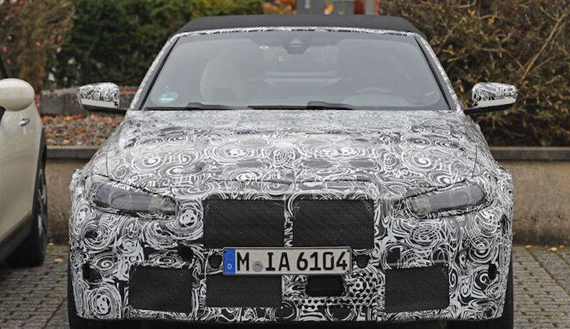 BMW M4 カブリオレ外観_001