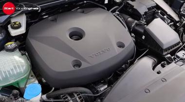 XC40のエンジン