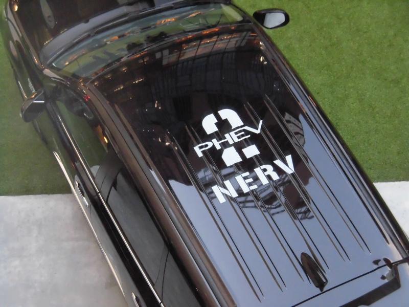 特務機関NERV制式 電源供給・衛星通信車両 5LA-GG3W(改)