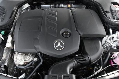 E350de エンジン