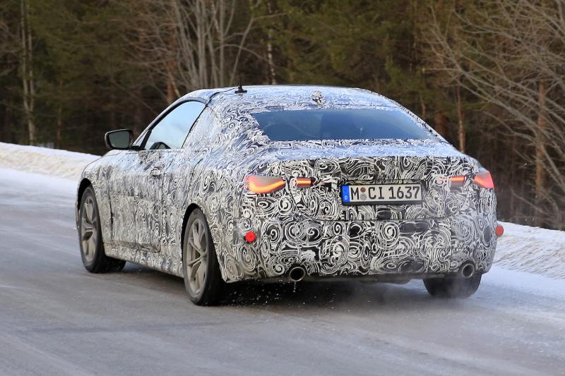BMW 4シリーズ クーペ外観_008