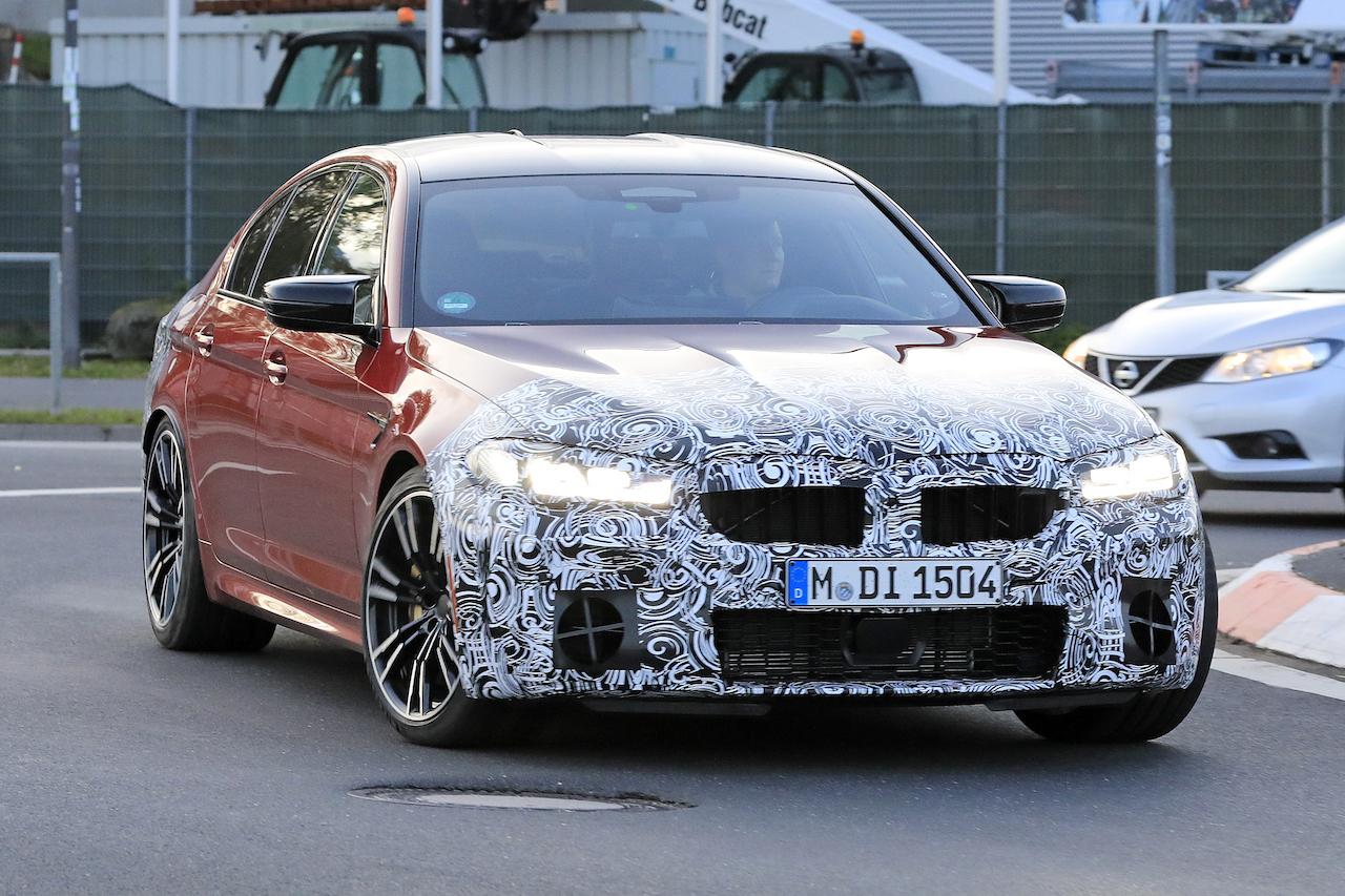 BMW M5外観_001