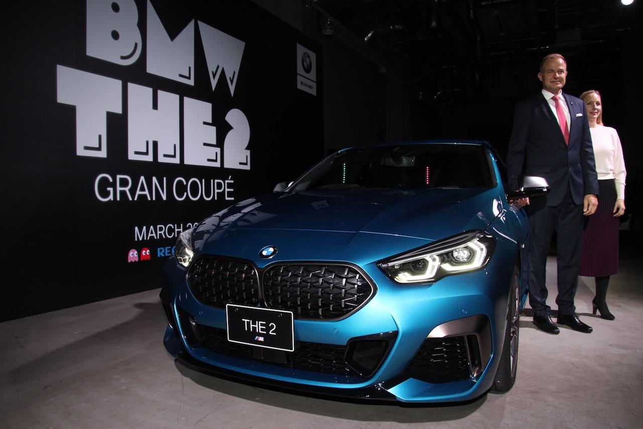 「BMW 2シリーズ グラン クーペとゲームキャラクターの「パックマン」がコラボレーション」の13枚目の画像