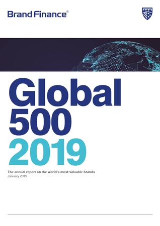 ブランド ファイナンス グローバル 500