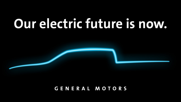 GM electric trucks
