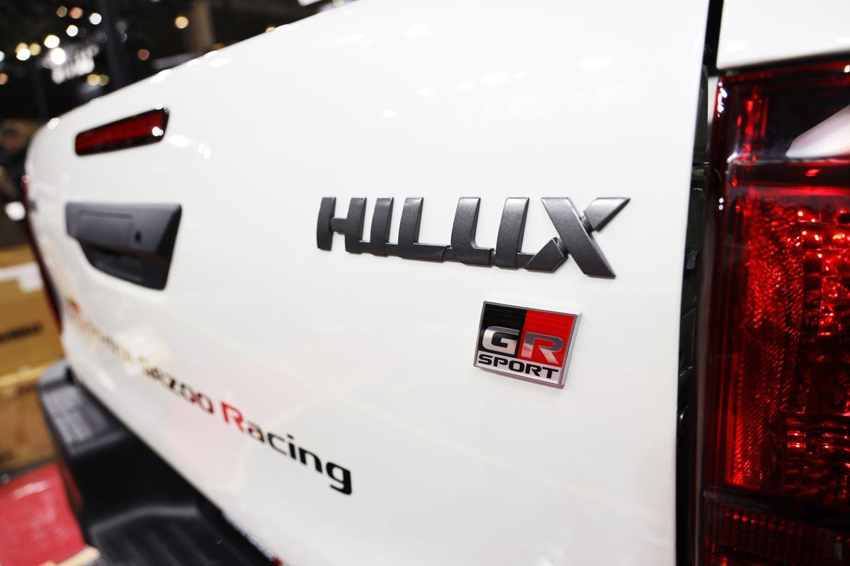 HILUX GRG Concept