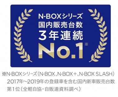 ホンダ N-BOXシリーズ