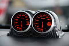 4万キロ走行の20007年式AP2の追加メーター