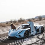 前澤友作氏が注文した3.8億円のハイパーカー「ケーニグセグ・ジェスコ」が日本初披露【東京オートサロン2020】 - Koenigsegg-Regera