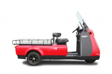 光岡自動車製の3輪電気自動車「Like-T3(ライク・ティースリー)」が ...