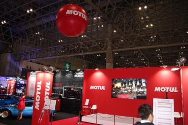 モチュール 東京オートサロン2020