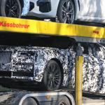 これが最終デザインだ! ロールス・ロイス ゴーストの新型プロトタイプをキャッチ - Rolls-Royce Ghost less camo 1