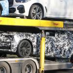 これが最終デザインだ! ロールス・ロイス ゴーストの新型プロトタイプをキャッチ - Rolls-Royce Ghost less camo 2