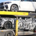 これが最終デザインだ! ロールス・ロイス ゴーストの新型プロトタイプをキャッチ - Rolls-Royce Ghost less camo 3