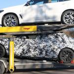 これが最終デザインだ! ロールス・ロイス ゴーストの新型プロトタイプをキャッチ - Rolls-Royce Ghost less camo 4