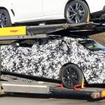 これが最終デザインだ! ロールス・ロイス ゴーストの新型プロトタイプをキャッチ - Rolls-Royce Ghost less camo 5