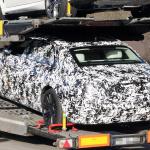 これが最終デザインだ! ロールス・ロイス ゴーストの新型プロトタイプをキャッチ - Rolls-Royce Ghost less camo 6