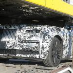 これが最終デザインだ! ロールス・ロイス ゴーストの新型プロトタイプをキャッチ - Rolls-Royce Ghost less camo 8