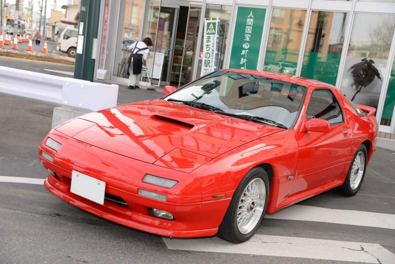 マツダ・サバンナRX-7