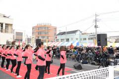 新春ステージ