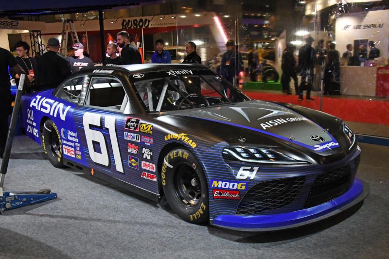 NASCARスープラ