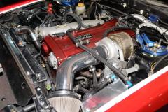 R31スカイラインのエンジン