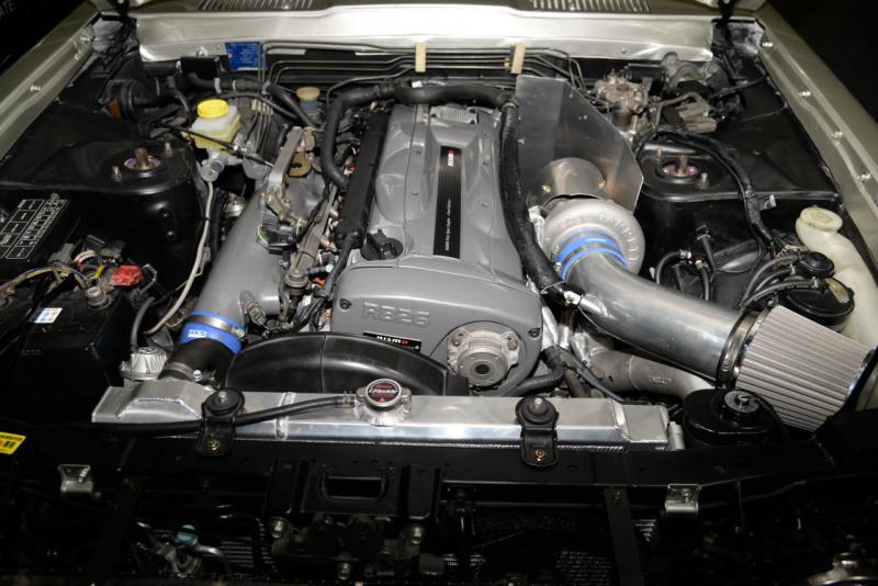ケンメリのエンジン