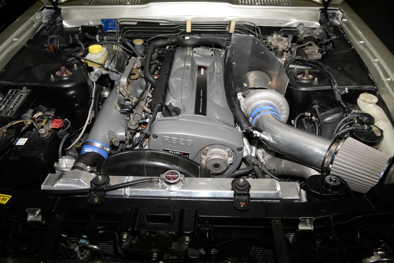 「トヨタ2000GTに2JZ! ケンメリにRB26! 現代に蘇った名車たち【東京オートサロン2020】」の3枚目の画像