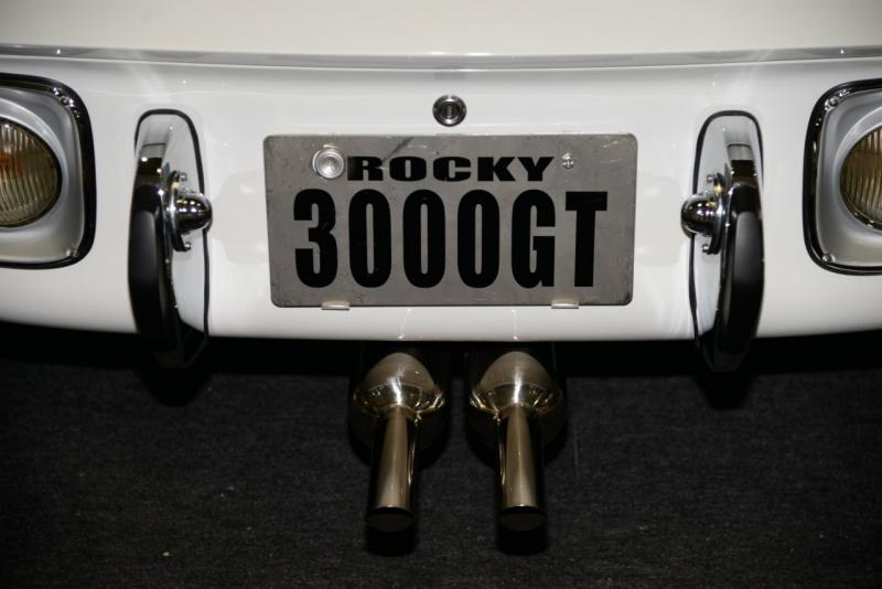 R3000GTのマフラー