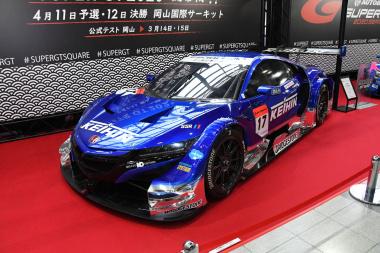 東京オートサロン2020 スーパーGT