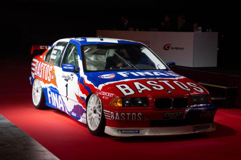 1995 BMW 320ST/ニュル24時間・スパ24時間優勝マシン