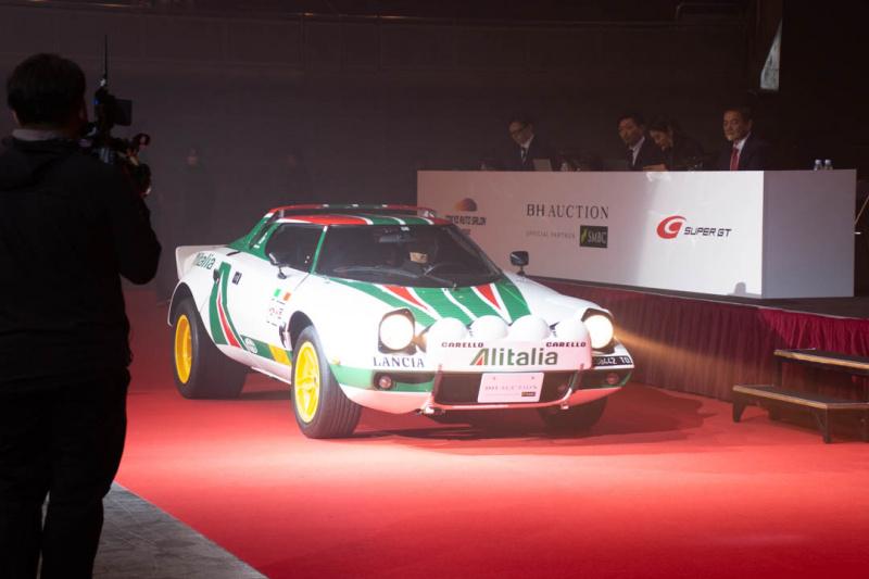1975 ランチア・ストラトス・ストラダーレ/グループ4コンバージョン