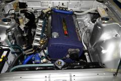 スカイライン・ジャパンのエンジン