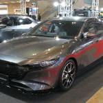 マツダとの関係をさらに深めたオートエクゼ。シックなスタイルのマツダ3&CX-30を展示【東京オートサロン2020】 - TAS2020_autoexe_0004