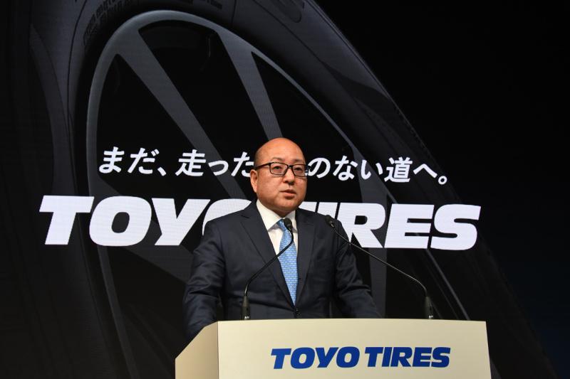 TOYO TIRES社長