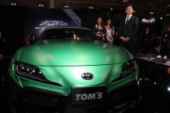 トムス 東京オートサロン2020