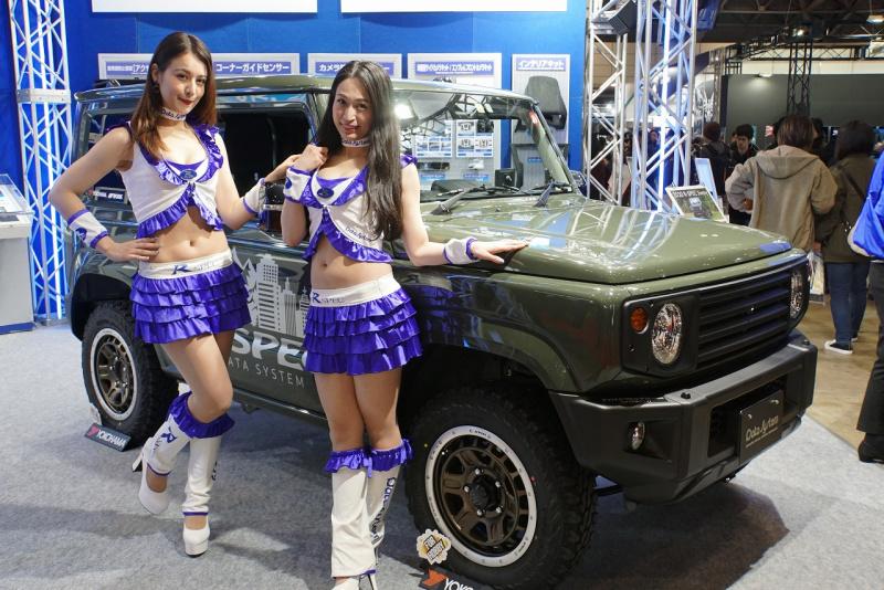 「2020 R-SPEC Jimny」