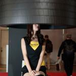 ダンロップブースで出会った3人の美女は、モーター愛がアツい!【東京オートサロン2020美女めぐり】 - dunlop01