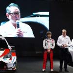 「勝田選手がヤリスWRCでWRCに8戦出場! トヨタのWRC体制発表【東京オートサロン2020】」の5枚目の画像ギャラリーへのリンク