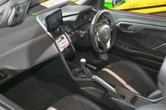 S660の内装01
