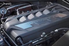 シボレーのV8エンジン