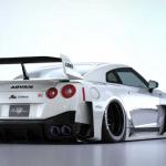総額800万円超! リバティウォークが日産 GT-Rのエアロキットを新発売 - liberty-walk-wants-to-sell-you-a-73-570-nissan-gt-r-body-kit-2