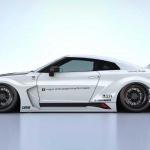 総額800万円超! リバティウォークが日産 GT-Rのエアロキットを新発売 - liberty-walk-wants-to-sell-you-a-73-570-nissan-gt-r-body-kit