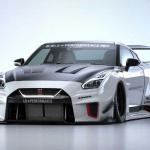 総額800万円超! リバティウォークが日産 GT-Rのエアロキットを新発売 - liberty-walk-wants-to-sell-you-a-73-570-nissan-gt-r-body-kit-3