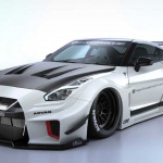 総額800万円超! リバティウォークが日産 GT-Rのエアロキットを新発売 - liberty-walk-wants-to-sell-you-a-73-570-nissan-gt-r-body-kit-4