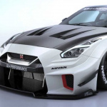総額800万円超! リバティウォークが日産 GT-Rのエアロキットを新発売 - liberty-walk-wants-to-sell-you-a-73-570-nissan-gt-r-body-kit-5