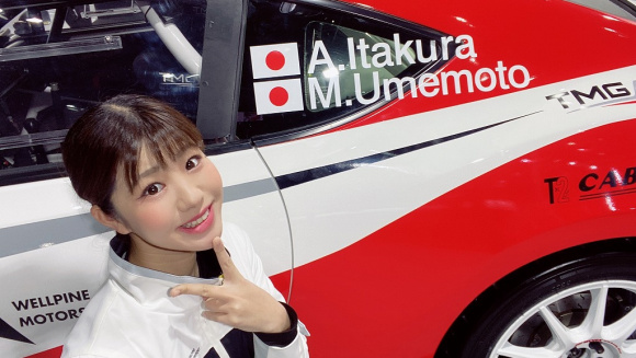 元SKE48の梅本まどかちゃん