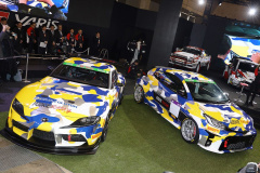 ROOKIE RACING参戦発表