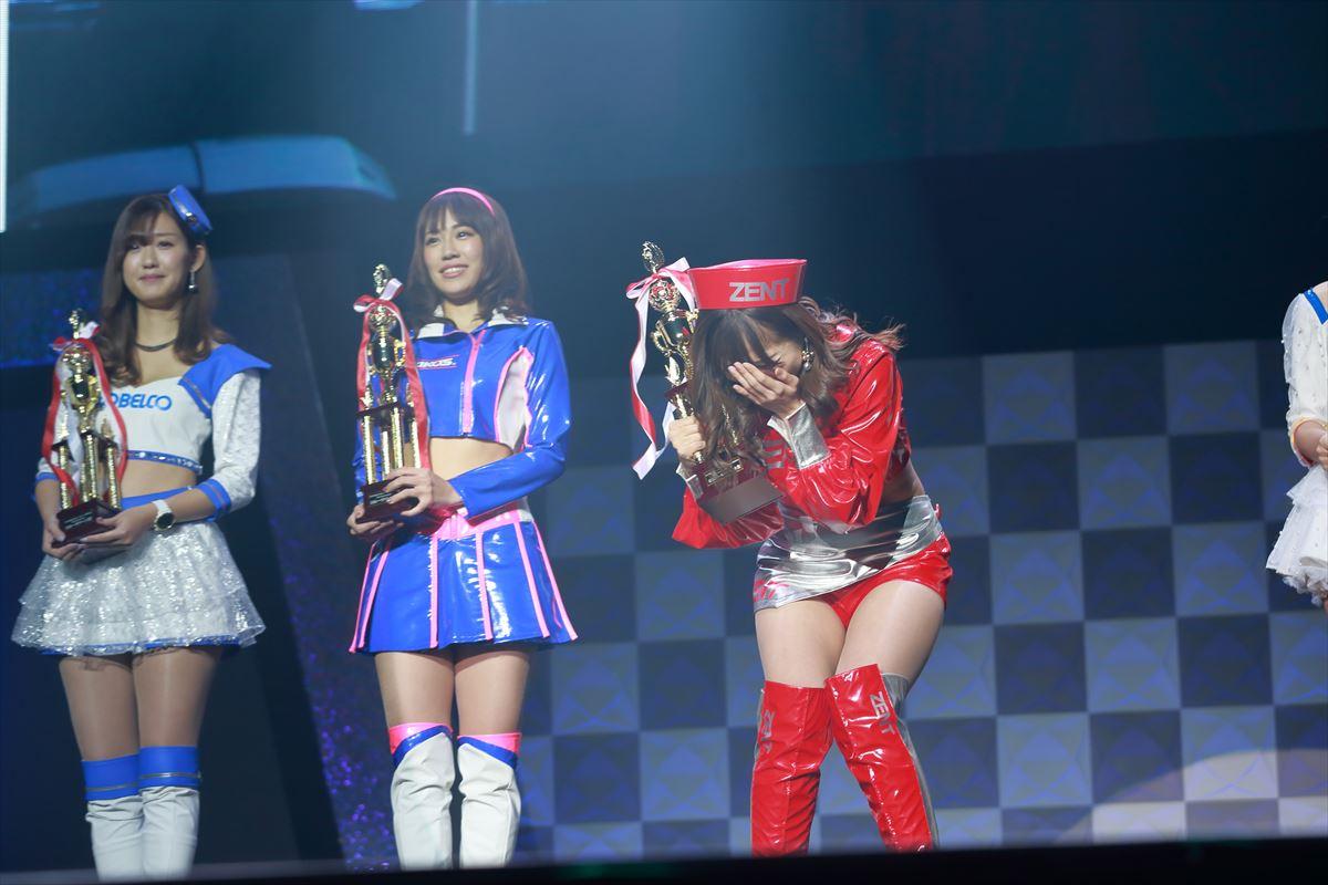 「GOODRIDE日本レースクイーン大賞2019・グランプリは「川村那月さん」に決定!【東京オートサロン2020】」の1枚目の画像