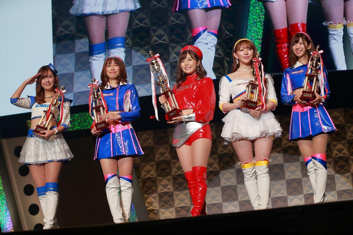 「GOODRIDE日本レースクイーン大賞2019・グランプリは「川村那月さん」に決定!【東京オートサロン2020】」の5枚目の画像